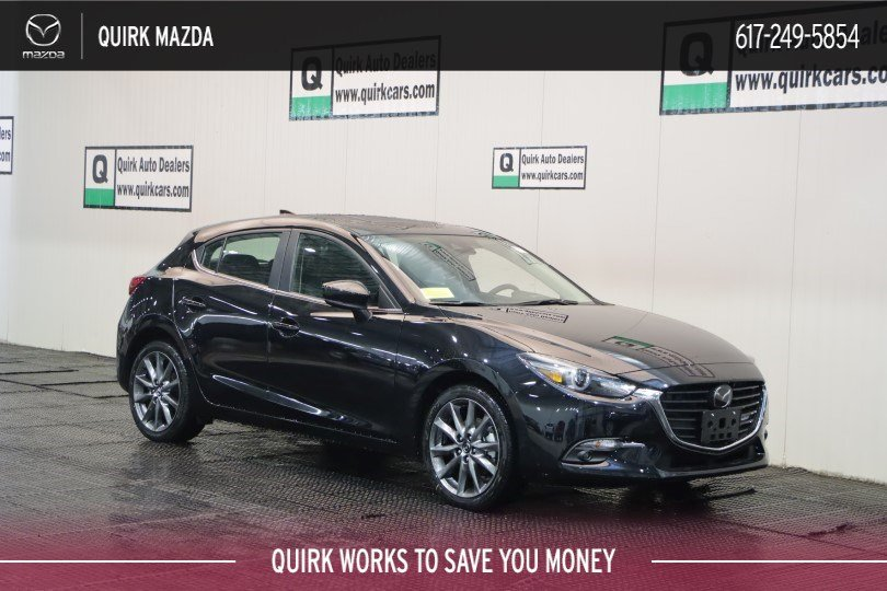 2018 Mazda Mazda3 Hatchback Grand Touring