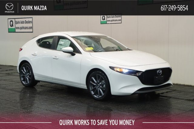 2019 Mazda Mazda3 Hatchback w/Preferred Pkg AWD